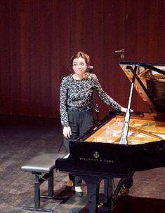 Yulianna Avdeeva in Wetzikon ZH, (series © 2018 by Rolf Kyburz. All rights reserved) B Minor, Piano Recital, Concerts, Music, Musica, Musik, Concert, Muziek, Music Activities