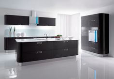 Why not a Black Kitchen ?