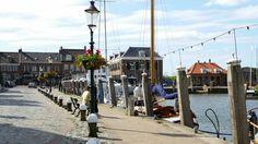 Haven van Willemstad Nederland