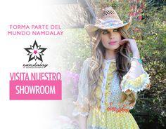 ¿Quieres formar parte del mundo Namdalay? ¡Conoce nuestro showroom! Infórmate en nuestra web y solicita cita para descubrir la colección Sweet al completo en nuestro showroom de Madrid. ¡Te esperamos!  www.namdalay.com