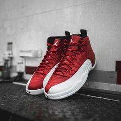 Air Jordan 12 Retro 'Gym Red/White'. Releases 7.2.2016.