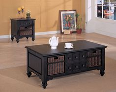 black-coffee-table-sets | diy & home decor | pinterest | coffee