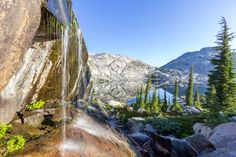Although this hike can be done as a day hike, it is an awesome place to camp. There is a lot to explore and you will want to spend as much there time as you can.