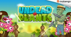 "Enjoy this extremely fun arcade #Shooting game ""Undead vs plants"" This is a real plants war, if you are stupid, plants will end you!! by #Peakselgames. Download now: http://www.mobango.com/undead-vs-plants/?cid=1890330&catid=10&track=Q106X1953"