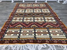 AUTHENTIC Berber carpet 5x8 Stunning genuine SOFT wool Rug Taznakht Rug warm Prestigious Moroccan Berber Rug BENI rug