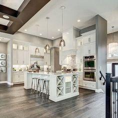 This kitchen ✨😍✨