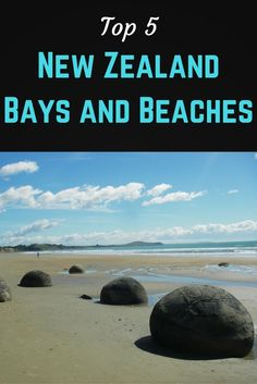 Top 5 New Zealand bays and beaches