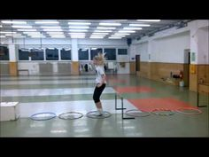 Plyometrics and Jumping drills for fencing - Part 1 - YouTube