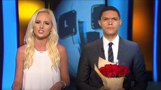 Tomi Lahren\'s Anger Lights Facebook on Fire - The Daily Show with Trevor Noah | Comedy Central