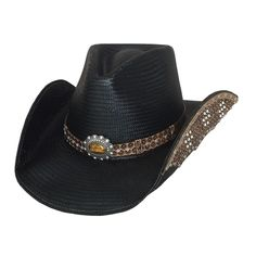 2a0c54d17bfde Back To Back Straw Cowboy Hat
