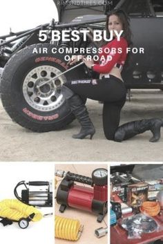 here is a protracted range of air compressors on the market today. Most of them mainly try to zero in on your needs. If you own a bicycle or a car, a 12-volt air compressor might just do you justice. It could mean saving you from a road trip without a mechanic shop in sight … Continue reading 5 Best Buy 12V Portable Air Compressors For Off Road Use. 2017 Review