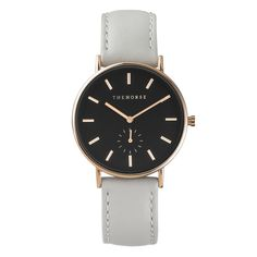 paperplanestore.com - The Horse Watch - Classic - Rose Gold / Grey / Black