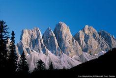 """""""I monti sono maestri muti e fanno discepoli silenziosi"""""""