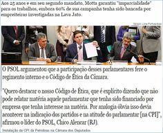 EDGAR RIBEIRO: ISTO É BRASIL: PARLAMENTARES QUE SE BENEFICIARAM D...