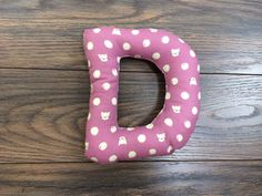 Items Similar To Fabric Letter D Purple Cats Cat Wall Decor Nursery On Etsy