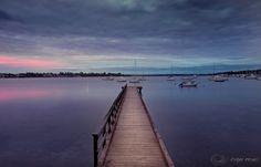 Freshwater Bay, Perth, Western Australia - by photographer Nigel Moyes.