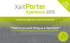 Are you ready to join a 150 of your peers and learn how Xait is changing the document collaboration landscape? Free Entry, Stavanger, Free Breakfast, Learning, News, Education, Teaching