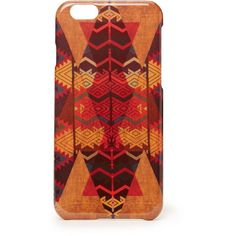 Forever 21 Men Tribal Print Case for iPhone 6 ($6.90) ❤ liked on Polyvore featuring men's fashion, men's accessories and men's tech accessories