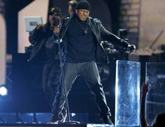 LL Cool J performs at the 55th annual Grammy Awards in Los Angeles, California, February 10, 2013.