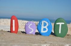 I love San Benedetto del Tronto, touristic city, Marche region. Colourful stones composition