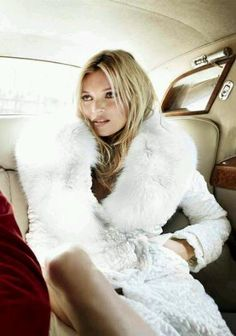 FAKE - fur Kate moss