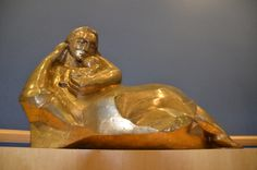 Newborn by William Zorach (1887-1966)