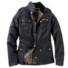 Just found this Lightweight Vintage Jacket - Barbour%26%23174%3b Vintage International Ladies Jacket -- Orvis on Orvis.com!