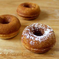 Recipe for the BabyCakes Donut maker...lost mine!