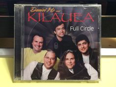 Daniel Ho and Kilauea: FULL CIRCLE Hawaiian CD 1996 Music Various Artists #HawaiiPacificIslands