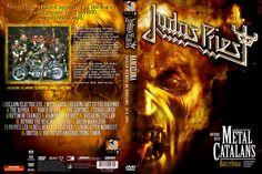 Judas Priest #judaspriest #dvd #design #dvdartwork #dvddesign #bootlegart