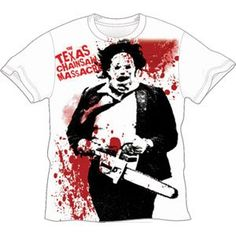 Impact Men's Texas Chainsaw Massacre Splatter Subway T-shirt - http://bandshirts.org/product/impact-mens-texas-chainsaw-massacre-splatter-subway-t-shirt/
