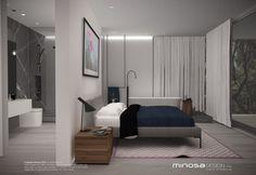 Minosa Design: Open to Open Plan - Parents Retreat