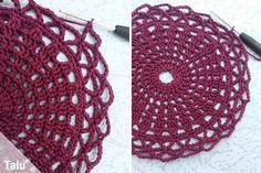 Diy And Crafts, Crochet Earrings, Crochet Patterns Filet, Crochet Carpet