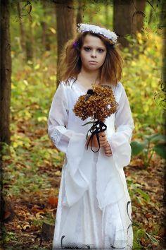 Zombie Bride by wishymom (Stephanie Wallace Photography), via Flickr