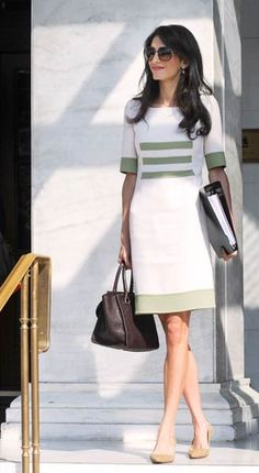 ddb4c6b203 Amal Clooney is fast cementing her status as a style icon. Having paraded a  series