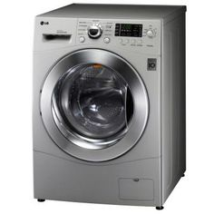 2.3 cu. ft. Washer and Electric Dryer in Silver