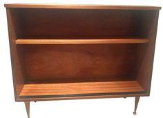 Mid-Century Roseberry  Bookcase on Chairish.com