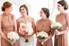 Beautiful Bride & Bridesmaids #brideandbridesmaids #bridalbouquet #weddingflowers @weddingflowersphuket #flowers. https://weddingflowersphuket.com?utm_content=buffer2dc0b&utm_medium=social&utm_source=pinterest.com&utm_campaign=buffer