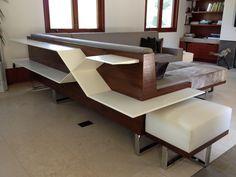 X sofa sectional by Fringe-Studio.com
