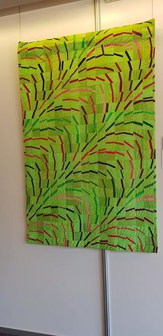 Quilting Projects, Quilting Designs, Ursula, Crumb Quilt, Quilting Board, Quilt Modernen, Crazy Patchwork, String Quilts, Green Quilt