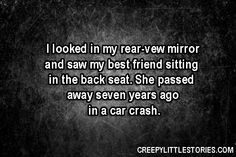 Click to read other two sentence horror stories!