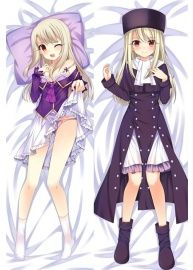 Hot Game Fate Stay Night Illyasviel von Einzbern Anime Dakimakura Pillow Cover