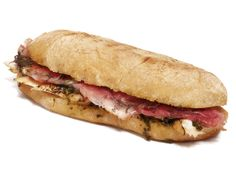 Build the perfect panini sandwich with 50 recipes from Food Network Magazine.