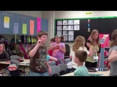 Third Graders' 1st Encounter With Whole Brain Teaching: Unedited Video! - YouTube