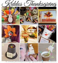 Lots of Goodies for the Kiddos' Thanksgiving
