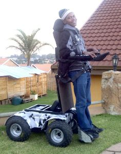 Urban Camo Standing 4 x 4 Powered Wheelchair, Predator, Nice View, Baby Strollers, Camo, Urban, Explore, Children, Beach