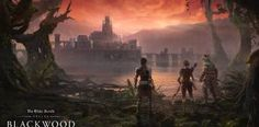 Wallpapers - The Elder Scrolls Online Net Flix, Elder Scrolls Online, Environmental Art, Netflix Games, Pc Ps4, Painting, Microsoft Windows, Xbox, Android