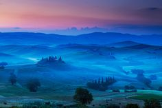 Morning mist around Belvedere, Val d'Orica, Tuscany, Italy, shot this year during a workshop in Tuscany. Photographer Tom Mackie's talk at Travel Photography Live! (Saturday 6 October) will comprise a tour of some of the world's most beautiful locations and describe in detail how he creates dynamic images from classic and out-of-the way locations. Photograph: Tom Mackie