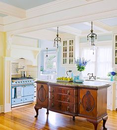Kitchens We Want To Cook In On Pinterest White Cabinets