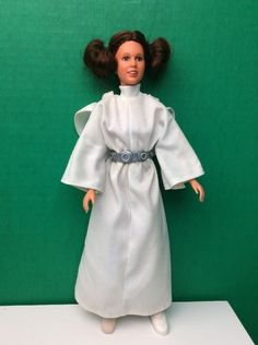 "1978 Kenner Star Wars Princess Leia Organa Hair Styling 12"" Action Figure Doll  